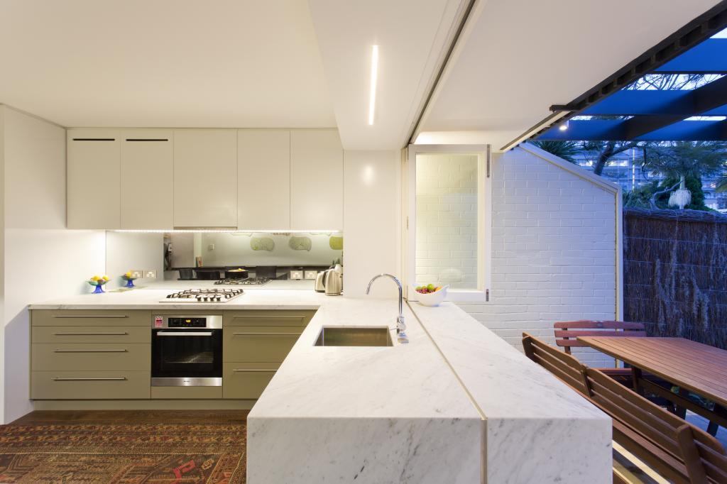 McGeorge house - Paddington Terrace house