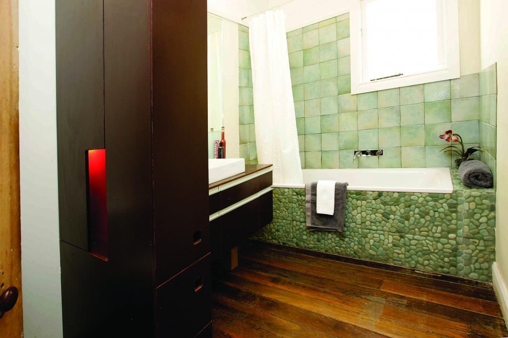 Bathroom Tile Design Ideas by Danny Broe Architect