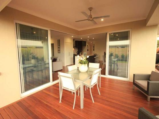 Composite Decking Designs by Precision Constructions