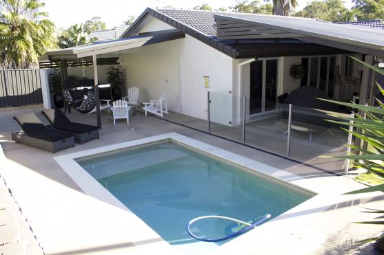 Get inspired by photos of pools from australian designers for Pool design gold coast