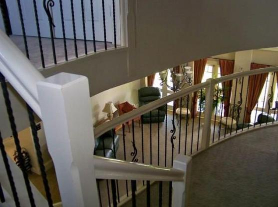 Balustrade Designs by Shaw Building