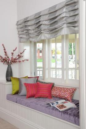 Roman Blind Ideas by Shaw Building