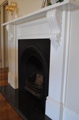 Fireplace Designs by Shaw Building
