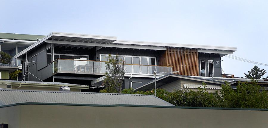 Exteriors inspiration a and j building group pty ltd for Pool builders yamba
