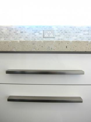 Kitchen Handles Design Ideas by Concreative