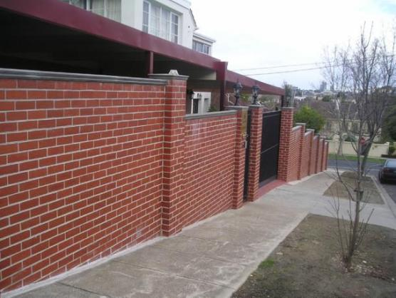 Brick Fencing Designs by G Dwyer Bricklaying Pty Ltd