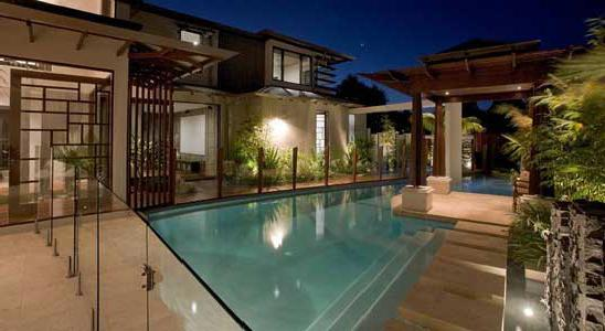Swimming Pool Designs by Pools by Design