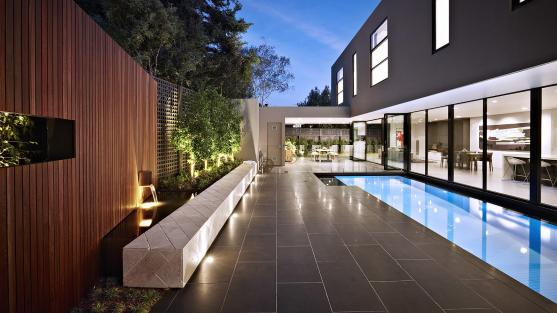 Lap Pool Designs by Dan Webster Architecture