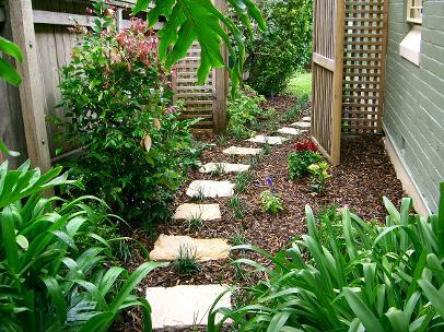 Garden Path Design Ideas by Foliage Landscapes Pty Ltd