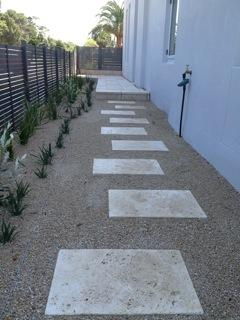 Garden Path Design Ideas by Natures View Landscaping Contractor