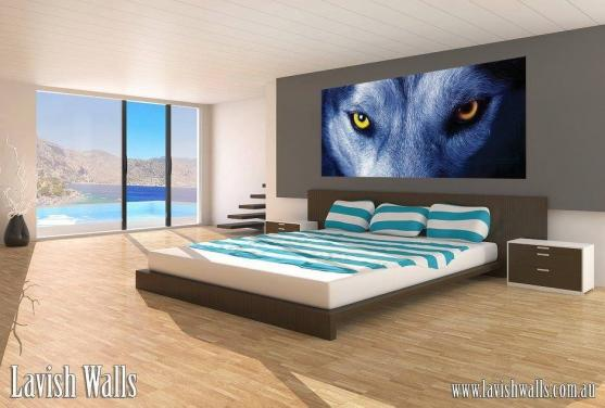 Bedroom Design Ideas by Lavish Walls