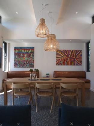 Lighting Design by Anne-Marie Rush Interior Architecture