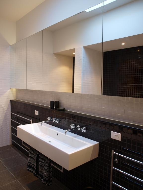 Bathroom Tile Design Ideas by Anne-Marie Rush Interior Architecture