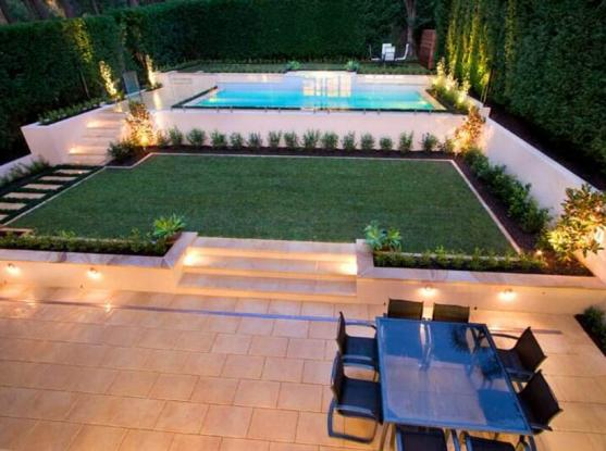 Outdoor Lighting Ideas by Change of Scenery Landscapes