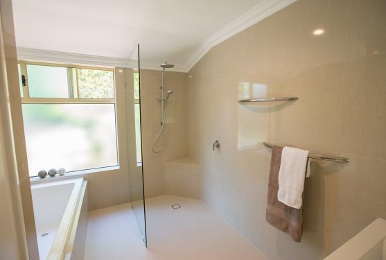 Shower Design Ideas by Start 2 Finish Resolutions