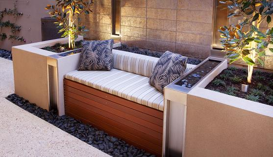 Outdoor Furniture by Outside In Landscape Management