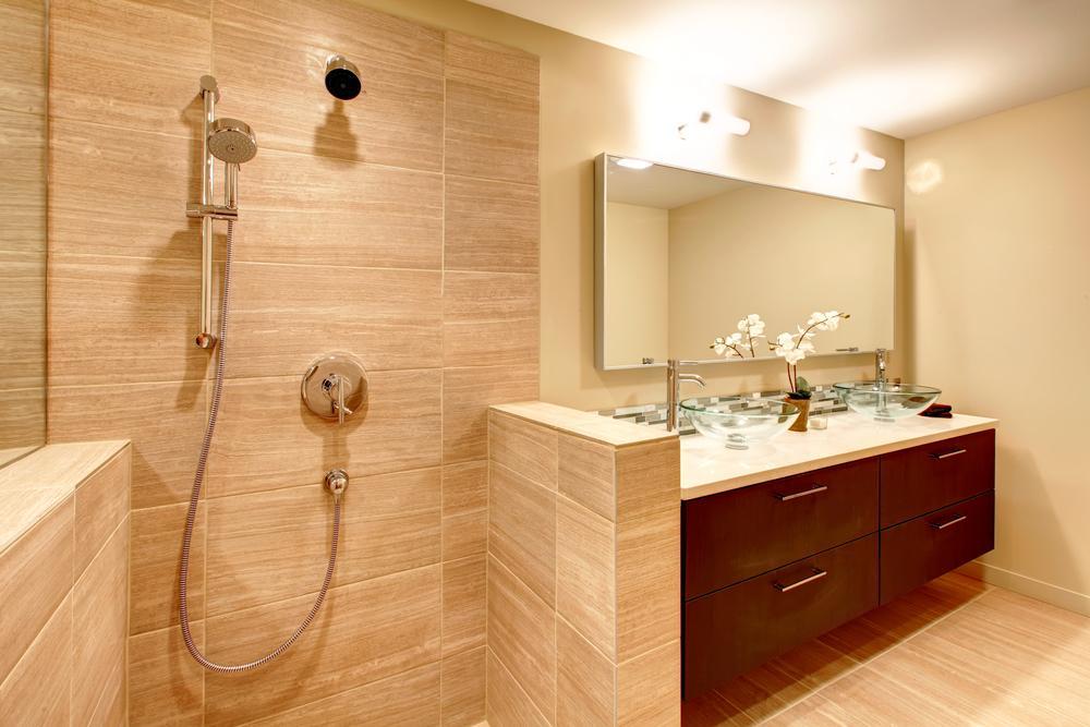 Bathroom Tile Design Ideas by Sydney Extension & Renovation