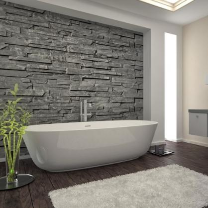 Freestanding Bath Design Ideas by CSD Colour Style Design