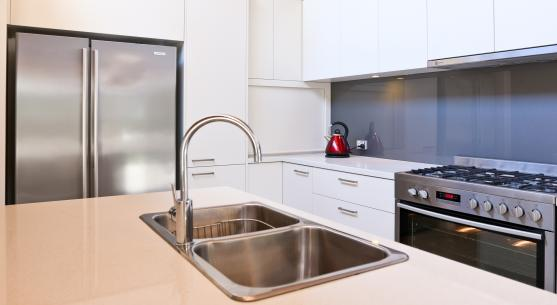 Kitchen Sink Designs by Overall Cabinets Pty Ltd
