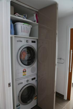 Laundry Design Ideas by Overall Cabinets Pty Ltd