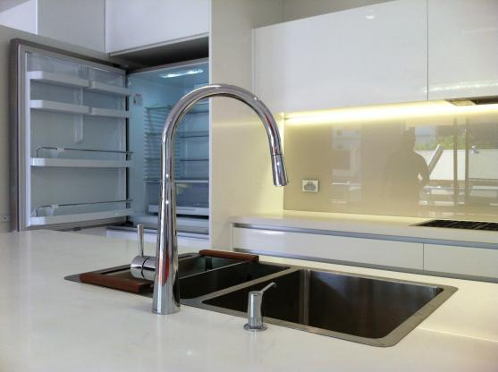 Kitchen Sink Designs by Arch Building & Constructions