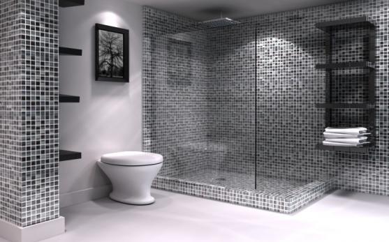 Mosaic Tile Design Ideas by VIP Building & Construction