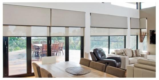 Roman Blind Ideas by Alfresco Blinds Co