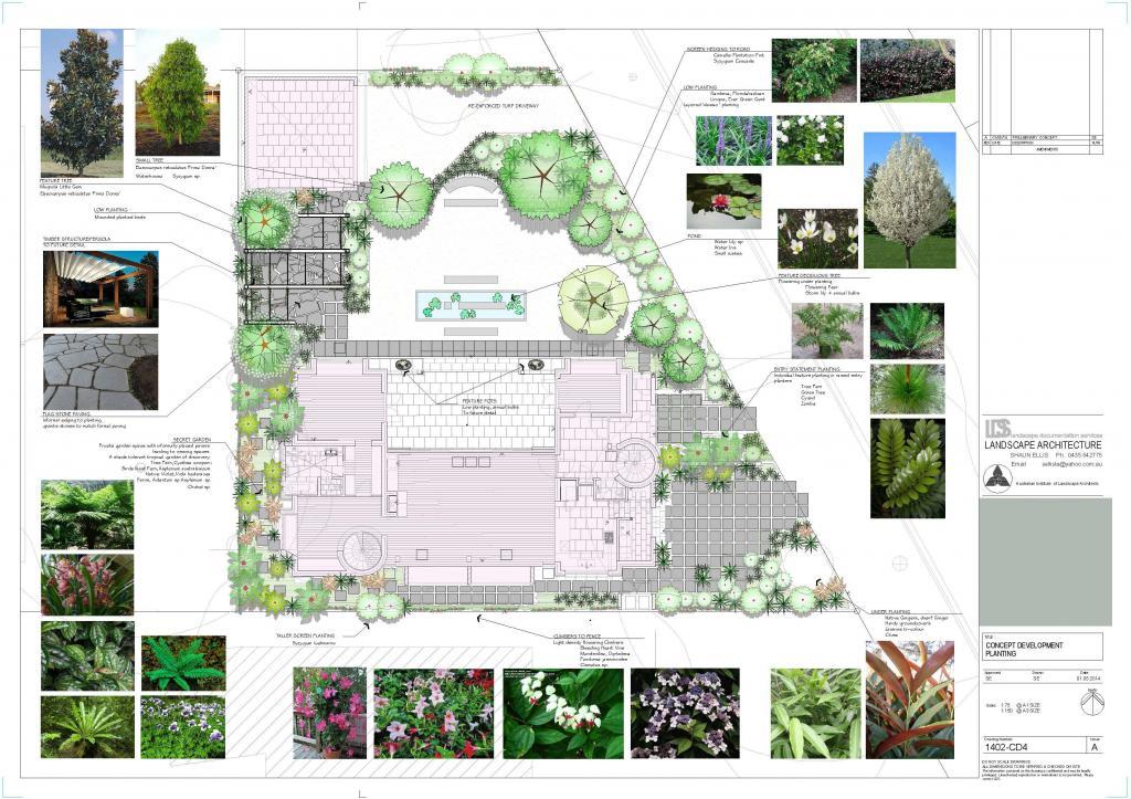 Landscape architecture brisbane through to south east for Landscape design jobs brisbane