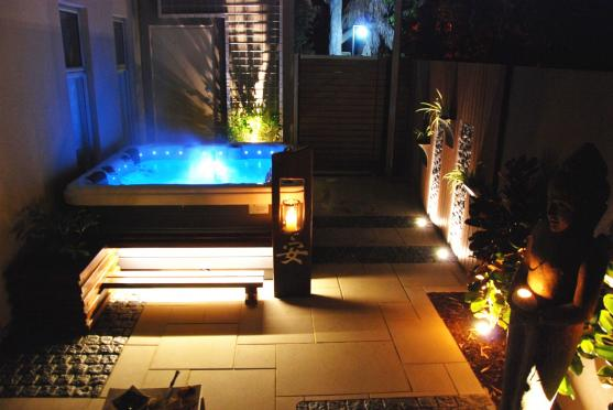 Outdoor Lighting Ideas by Yardstick Landscape Design and Construction