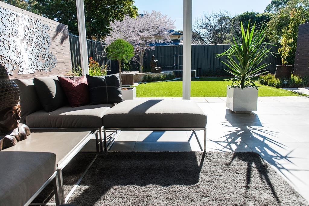 Outdoor living inspiration yardstick landscape design for Landscape design and construction adelaide
