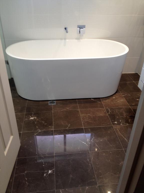 Bathroom Tile Design Ideas by Quality Budget Bathroom Renovations