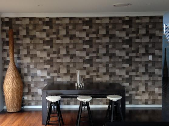 Wallpaper Design Ideas by Paste wallpapering