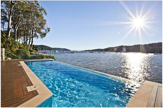 Infinity Pool Design Ideas by Sitedesign Studios