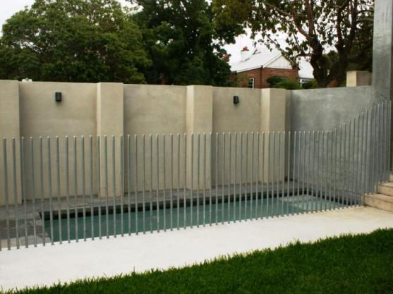 Pool Fencing Ideas by A&T Metalworks