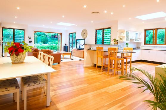 Timber Flooring Ideas by Northern Beaches Constructions