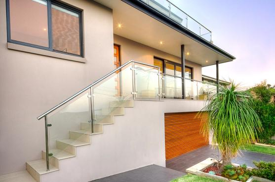 Balustrade Designs by Northern Beaches Constructions