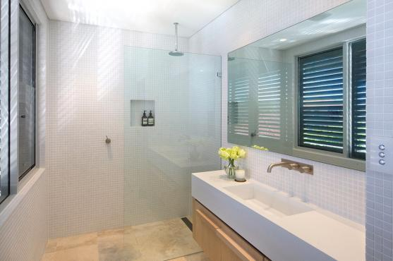 Frameless Shower Screen Designs by Northern Beaches Constructions