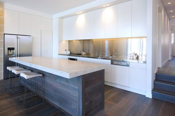 Kitchen Island Design Ideas by Northern Beaches Constructions