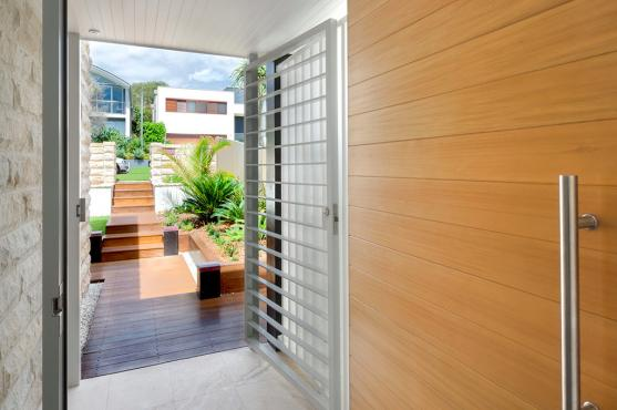 Entrance Designs by Northern Beaches Constructions