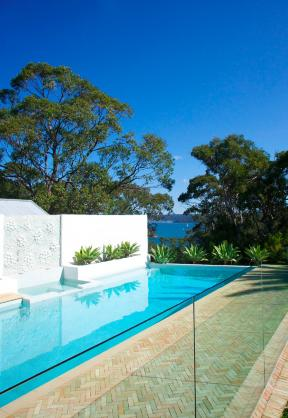Get inspired by photos of pool fencing from australian for Pool design northern beaches