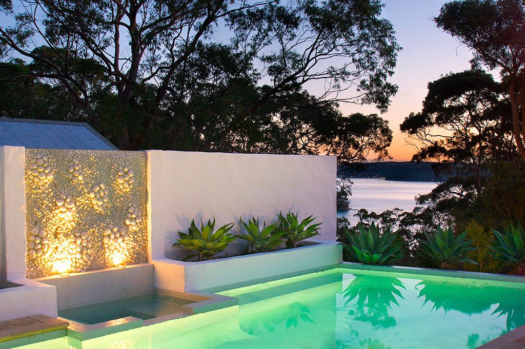 Get inspired by photos of pools from australian designers for Pool design northern beaches