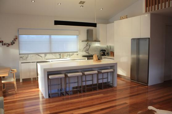 Get inspired by photos of kitchens from australian for Adams cabinets perth