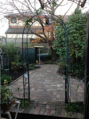 Garden Arch Design Ideas by Dominic Hamra Services Pty Ltd