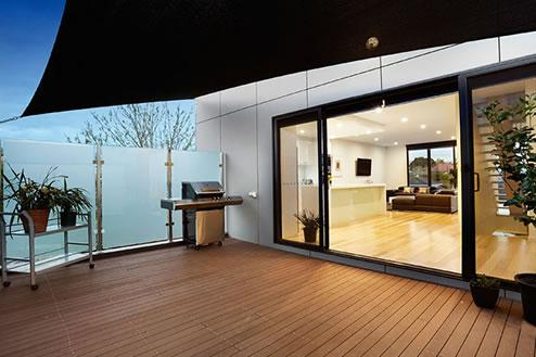 Composite Decking Designs by GSA Architects