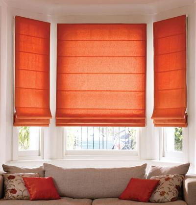 Roman Blind Ideas by Chadwick Designs