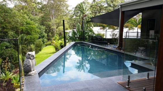 Plunge Pool Designs by Peter West Pools