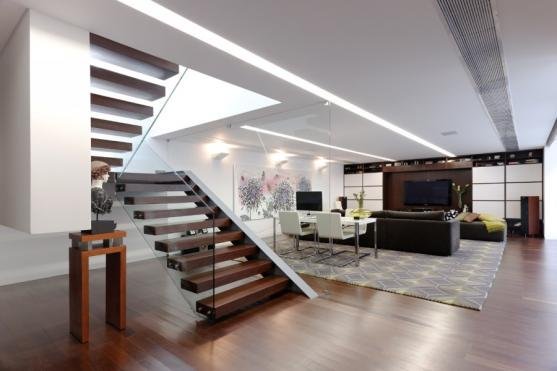 Timber Flooring Ideas by Cork Interiors