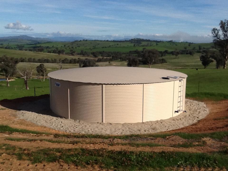 Larkin Plumbing Pioneer Water Tanks Albury Wodonga And