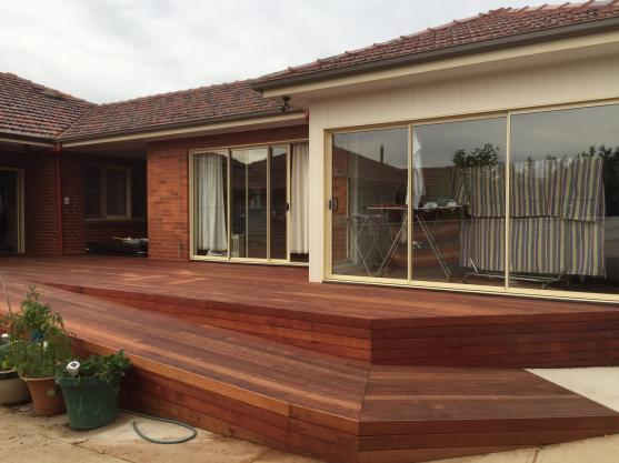 Elevated Decking Ideas by Essential Homes-Something New