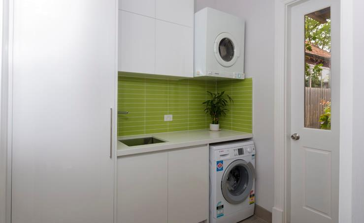 laundry design ideas by evolution interior projects - Laundry Design Ideas